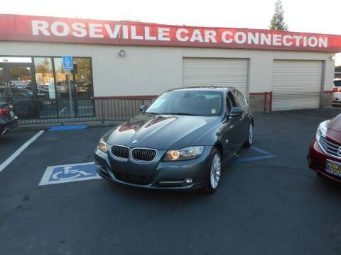 2011 BMW 3 Series for sale at ROSEVILLE CAR CONNECTION in Roseville CA