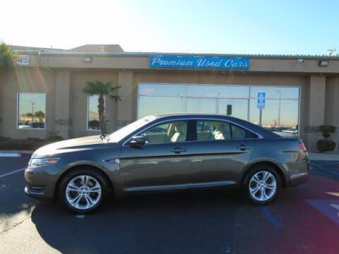 2016 Ford Taurus for sale at Family Auto Sales in Victorville CA