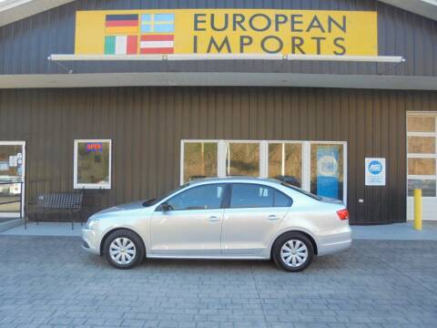 2014 Volkswagen Jetta for sale at EUROPEAN IMPORTS in Lock Haven PA