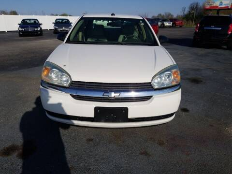 2005 Chevrolet Malibu for sale at Caps Cars Of Taylorville in Taylorville IL