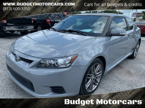 2012 Scion tC for sale at Budget Motorcars in Tampa FL