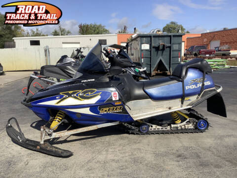 2003 Polaris XC 500 SP for sale at Road Track and Trail in Big Bend WI