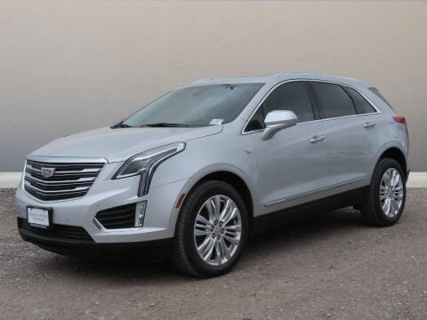 2019 Cadillac XT5 for sale at Ron Carter  Clear Lake Used Cars in Houston TX