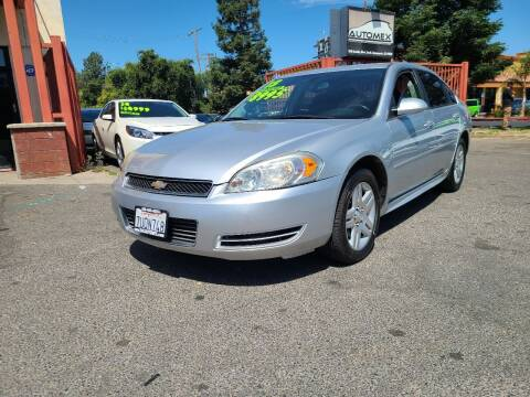 2013 Chevrolet Impala for sale at AUTOMEX in Sacramento CA