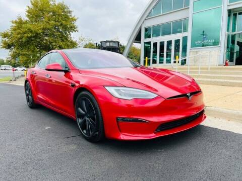 2021 Tesla Model S for sale at Motorcars Washington in Chantilly VA
