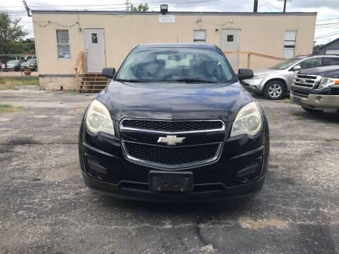 2011 Chevrolet Equinox for sale at K-M-P Auto Group in San Antonio TX