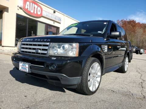 2007 Land Rover Range Rover Sport for sale at Auto Wholesalers Of Hooksett in Hooksett NH