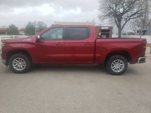 2021 Chevrolet Silverado 1500 for sale at Faw Motor Co in Cambridge NE