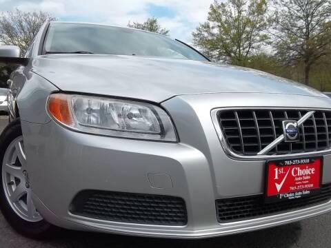2008 Volvo V70 for sale at 1st Choice Auto Sales in Fairfax VA