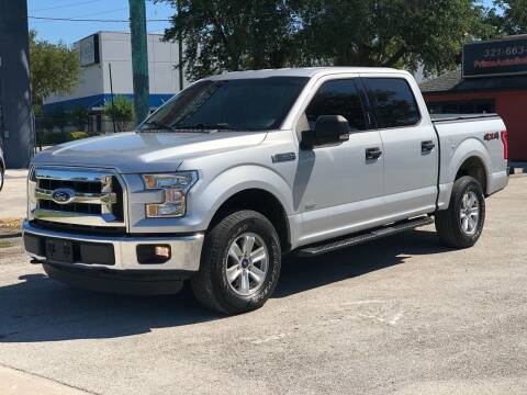 2016 Ford F-150 for sale at Prime Auto Solutions in Orlando FL