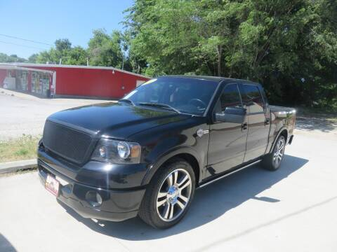 2007 Ford F-150 for sale at Azteca Auto Sales LLC in Des Moines IA