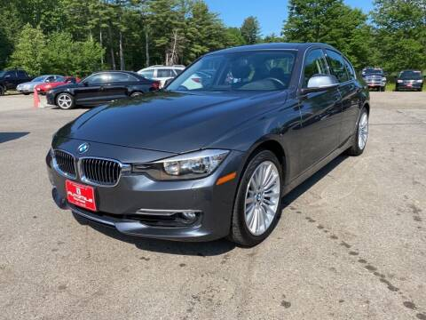 2015 BMW 3 Series for sale at AutoMile Motors in Saco ME