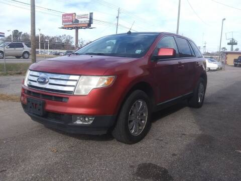 2007 Ford Edge for sale at Best Buy Autos in Mobile AL