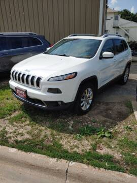 2014 Jeep Cherokee for sale at Buena Vista Auto Sales in Storm Lake IA
