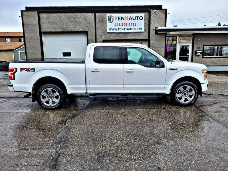 2019 Ford F-150 for sale at Ten 11 Auto LLC in Dilworth MN
