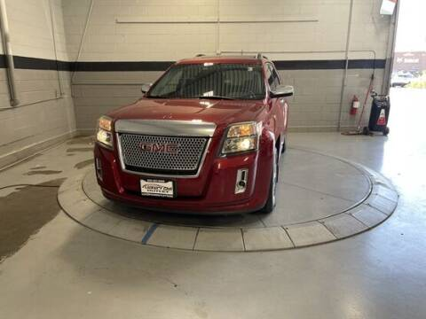 2014 GMC Terrain for sale at Luxury Car Outlet in West Chicago IL