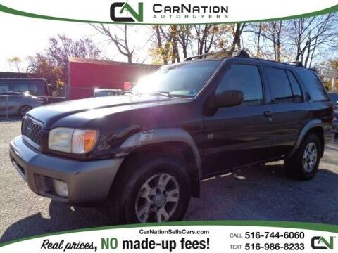 1999 Nissan Pathfinder for sale at CarNation AUTOBUYERS, Inc. in Rockville Centre NY