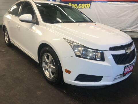 2013 Chevrolet Cruze for sale at Auto Rite in Cleveland OH