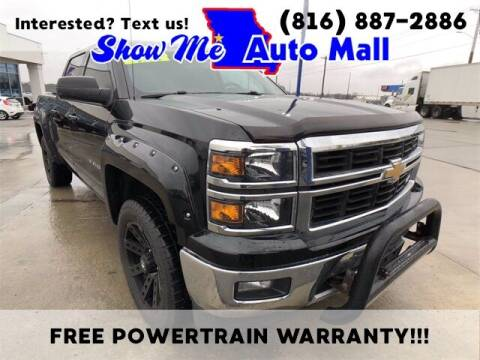 2015 Chevrolet Silverado 1500 for sale at Show Me Auto Mall in Harrisonville MO