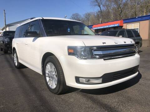 2013 Ford Flex for sale at Instant Auto Sales in Chillicothe OH