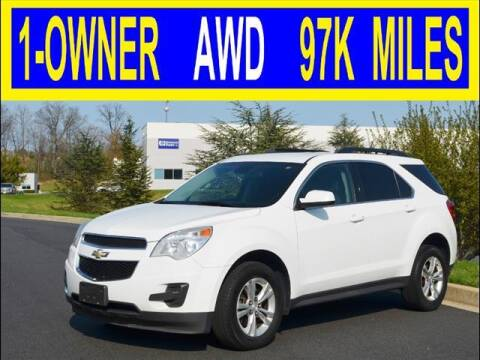 2015 Chevrolet Equinox for sale at Elite Motors INC in Joppa MD