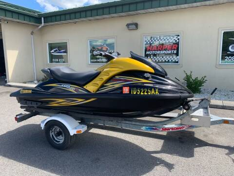 2007 Yamaha GP1300R for sale at Harper Motorsports-Powersports in Post Falls ID
