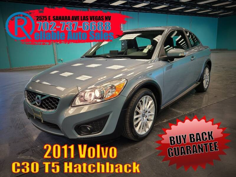 2011 Volvo C30 for sale at Reliable Auto Sales in Las Vegas NV
