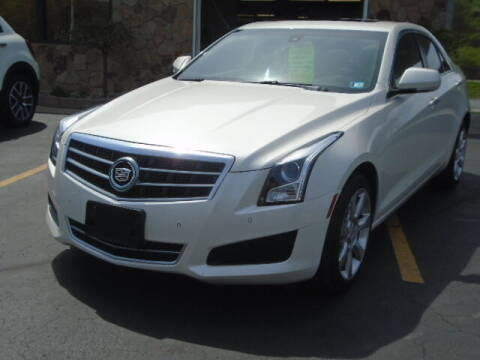 2013 Cadillac ATS for sale at Rogos Auto Sales in Brockway PA