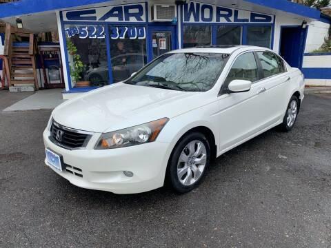 2009 Honda Accord for sale at Car World Inc in Arlington VA