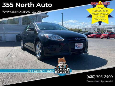 2013 Ford Focus for sale at 355 North Auto in Lombard IL