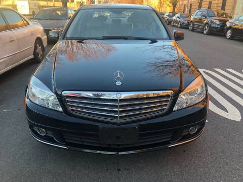 2011 Mercedes-Benz C-Class for sale at Gallery Auto Sales in Bronx NY