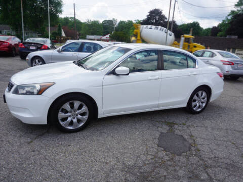 2010 Honda Accord for sale at Colonial Motors in Mine Hill NJ