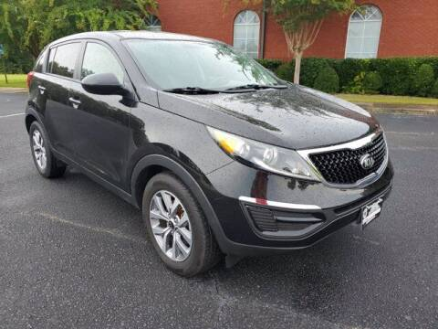 2016 Kia Sportage for sale at Bratton Automotive Inc in Phenix City AL
