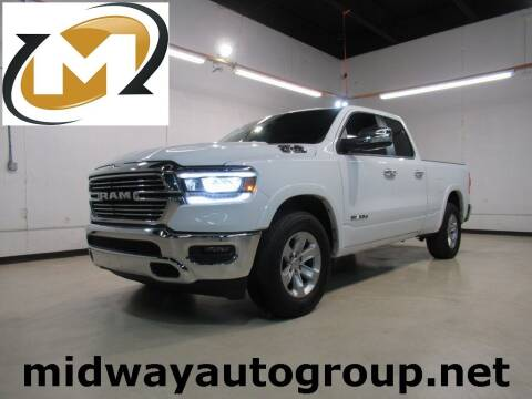 2020 RAM Ram Pickup 1500 for sale at Midway Auto Group in Addison TX