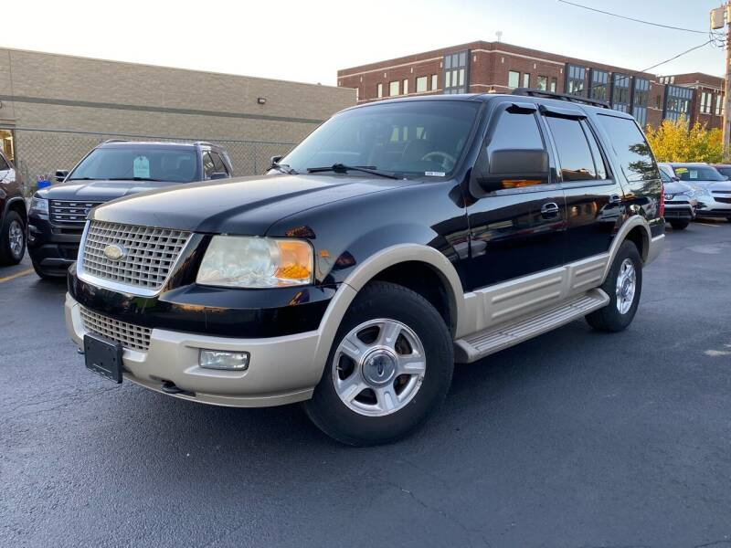 2005 Ford Expedition for sale at Samuel's Auto Sales in Indianapolis IN
