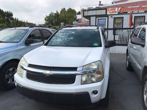 2005 Chevrolet Equinox for sale at Chambers Auto Sales LLC in Trenton NJ