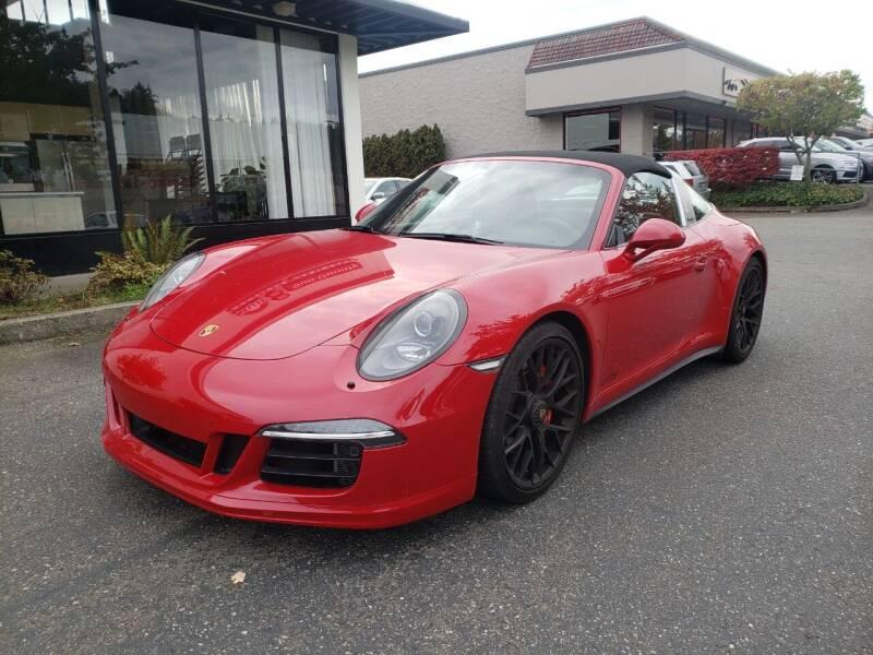 2016 Porsche 911 for sale at Painlessautos.com in Bellevue WA