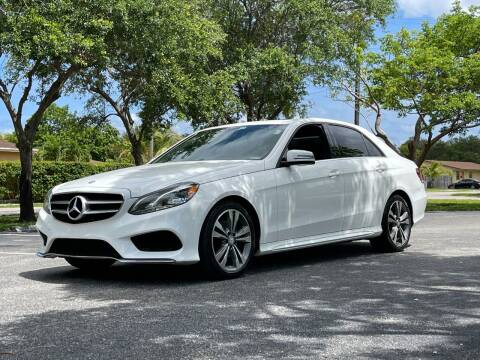 2014 Mercedes-Benz E-Class for sale at Auto Direct of South Broward in Miramar FL