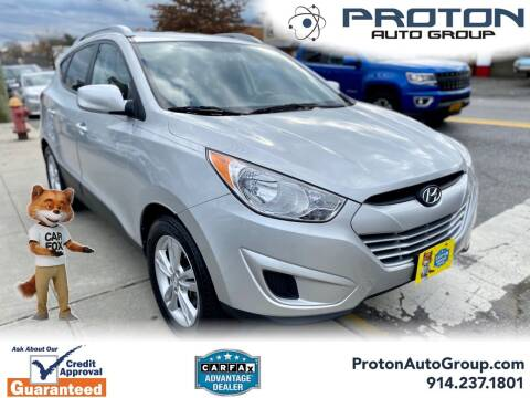 2011 Hyundai Tucson for sale at Proton Auto Group in Yonkers NY