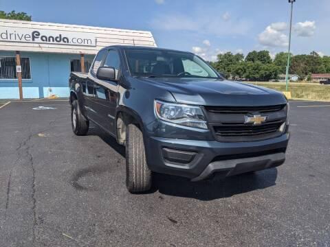 2019 Chevrolet Colorado for sale at DrivePanda.com in Dekalb IL