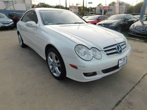 2008 Mercedes-Benz CLK for sale at AMD AUTO in San Antonio TX