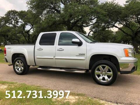 2012 GMC Sierra 1500 for sale at Austin Elite Motors in Austin TX