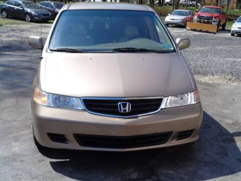 2004 Honda Odyssey for sale at MAIN STREET MOTORS in Norristown PA