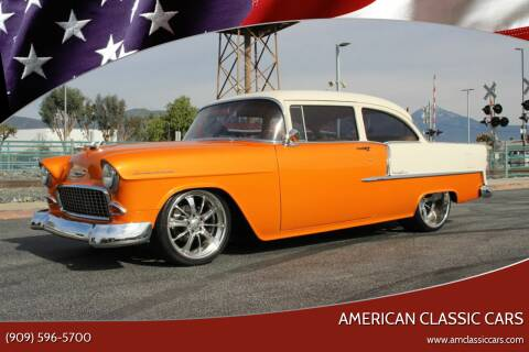 1955 Chevrolet 210 for sale at American Classic Cars in La Verne CA