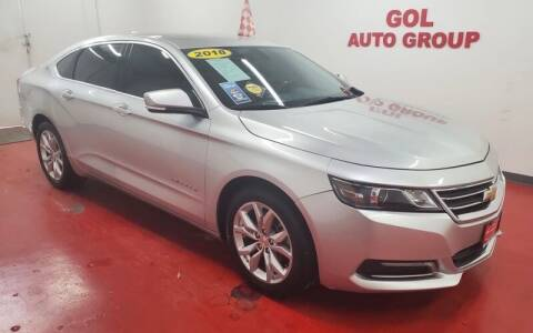 2018 Chevrolet Impala for sale at GOL Auto Group in Austin TX