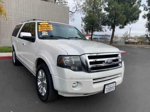 2012 Ford Expedition EL for sale at Right Cars Auto Sales in Sacramento CA