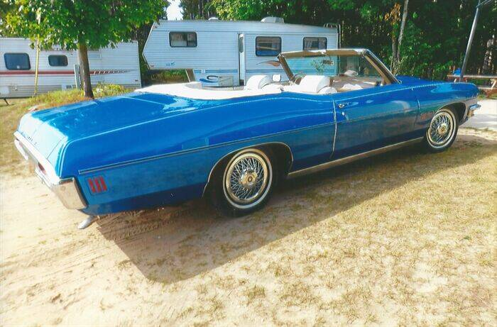 1970 Pontiac Convertible for sale at Haggle Me Classics in Hobart IN