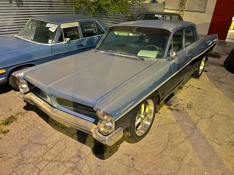 1963 Pontiac Catalina for sale at OVE Car Trader Corp in Tampa FL