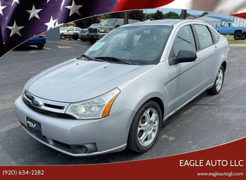 2009 Ford Focus for sale at Eagle Auto LLC in Green Bay WI