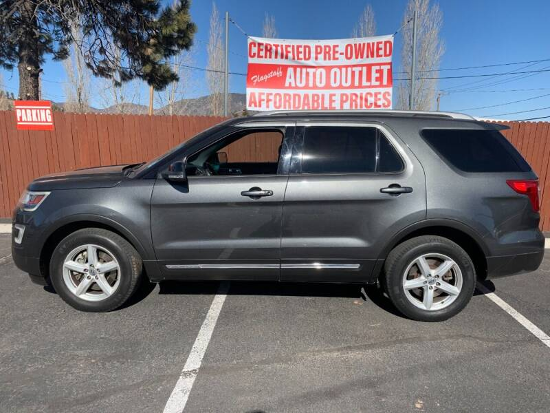 2016 Ford Explorer for sale at Flagstaff Auto Outlet in Flagstaff AZ